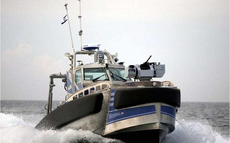 Роботизированный катер Seagull USV