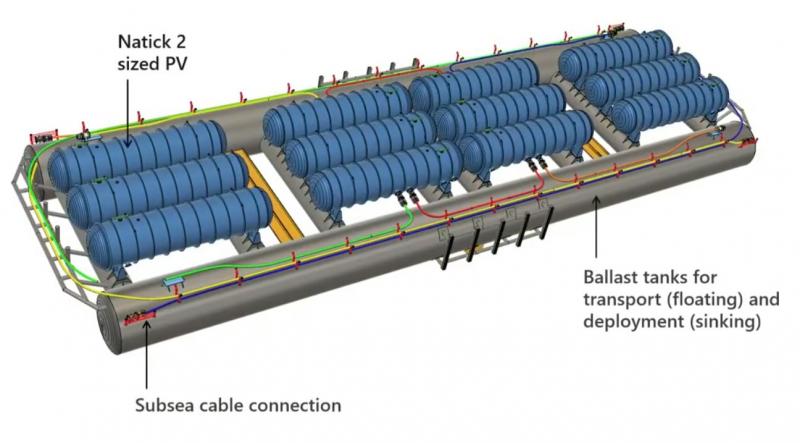 Microsoft продемонстрировала Natick 3 — подводный дата-центр третьего поколения