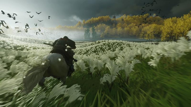 В игре такие моменты выглядят так же красиво, как в трейлерах