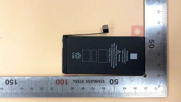 Батарея A2471 с зарядной ёмкостью 2227 мА·ч (Safety Korea)