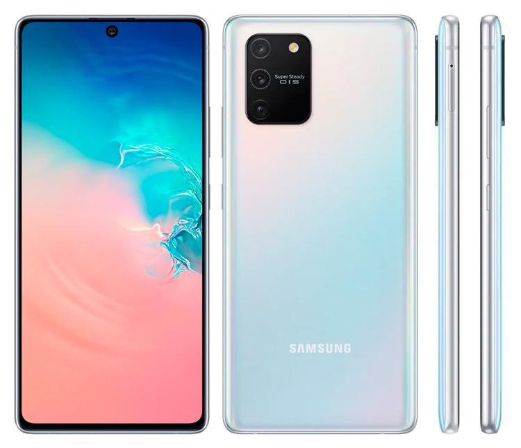 У Samsung Galaxy S10 Lite (на изображении) скоро может появиться преемник