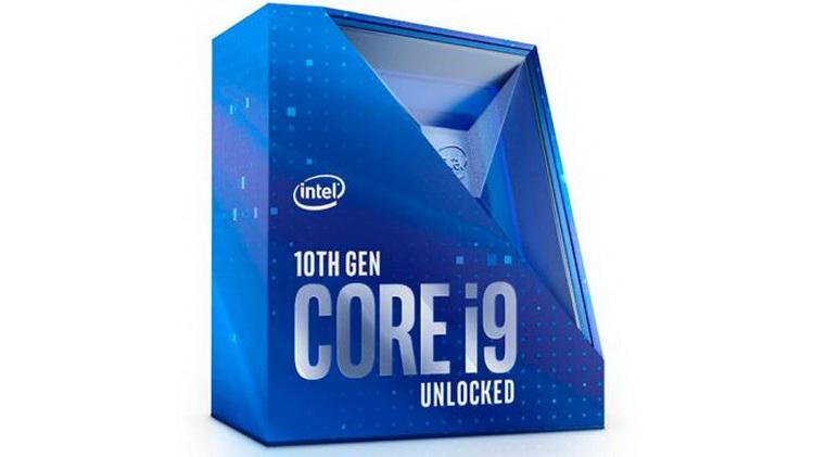 Флагман для бедных: десятиядерный Intel Core i9-10850K оценивается примерно в $450