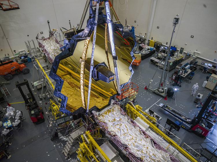 Названа новая дата запуска космического телескопа Джеймс Уэбб