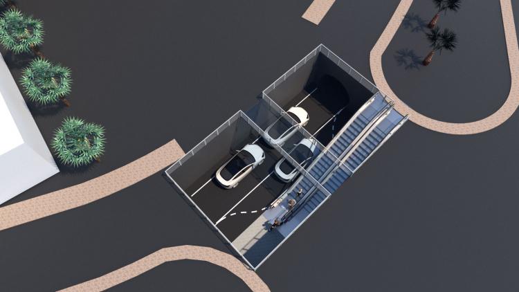 The Boring Company подтвердила, что её тоннели предназначены для Tesla Model S, X и 3