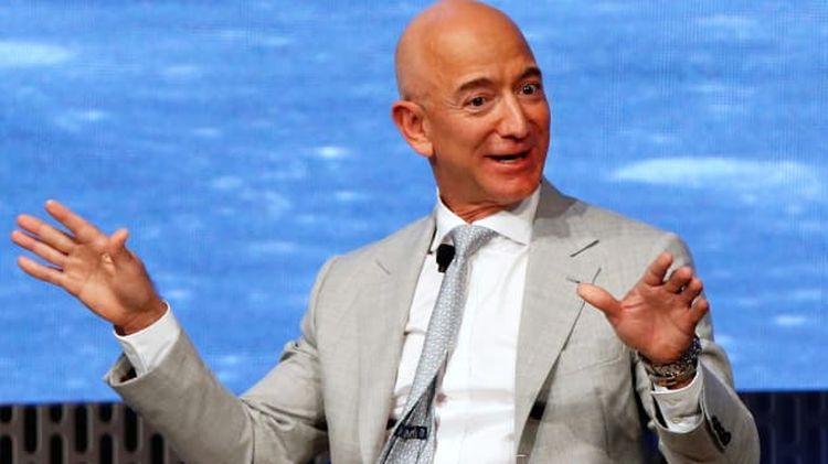 Руководитель  Amazon получил мультимиллиард задень