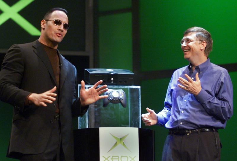 Дуэйн рассказывает о том, что Xbox такая же крутая, как и сам Дуэйн