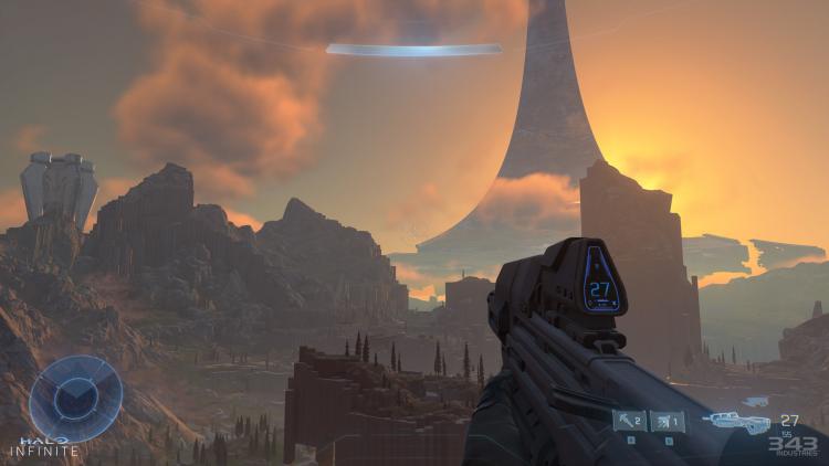 Новость об Halo Infinite