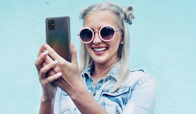 Уточнена конфигурация квадрокамеры смартфона Samsung Galaxy M51