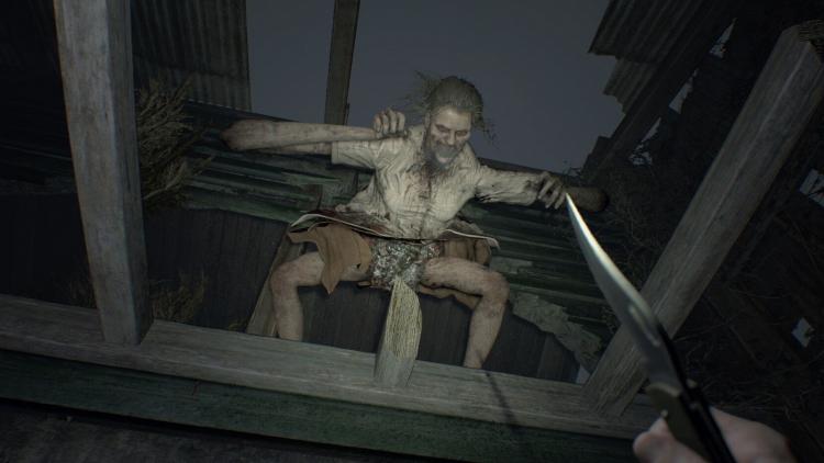 Маргарита из Resident Evil 7