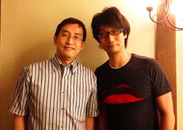 Дзюндзи Ито и Хидео Кодзима