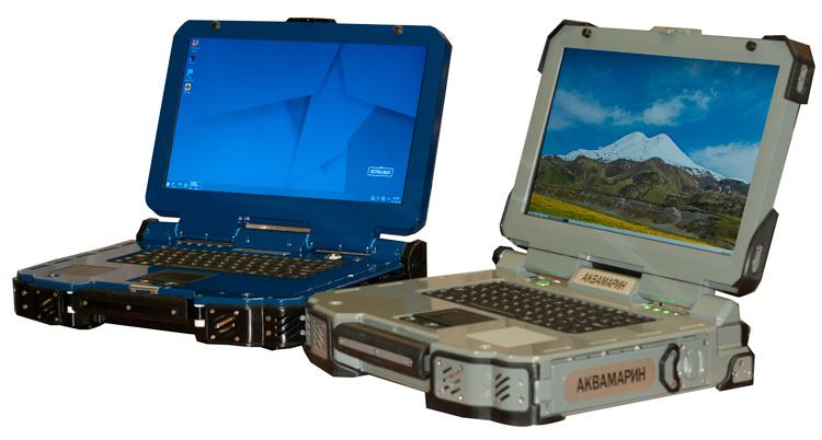 Ноутбук «Аквамарин» с процессором «Эльбрус-1С+» окончательно адаптирован к российским условиям