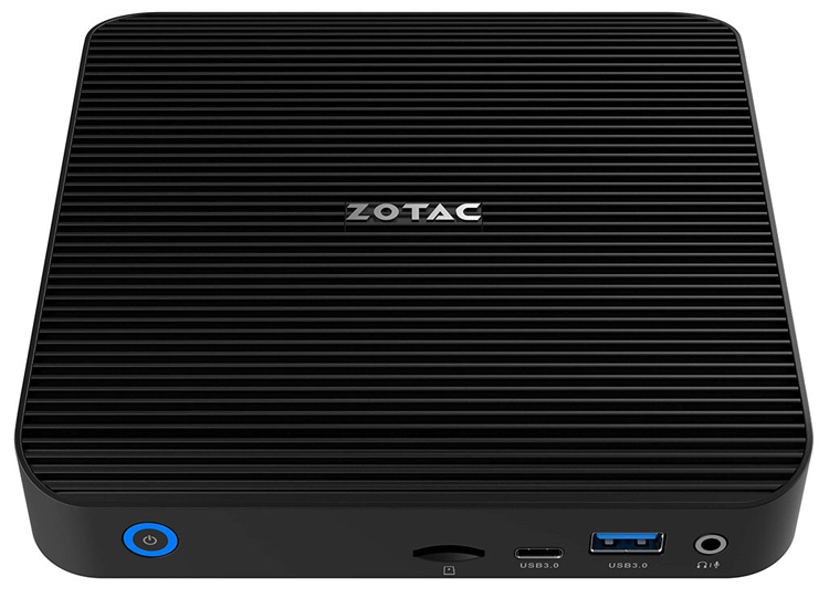 Неттоп Zotac Zbox Edge C1341