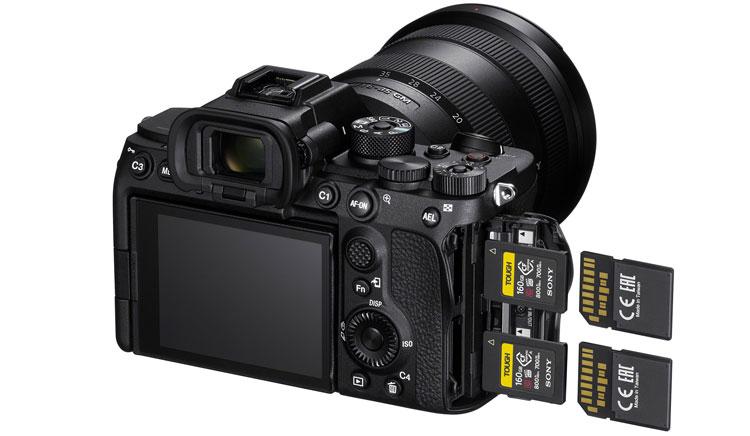 Фотокамера Sony Alpha 7S III