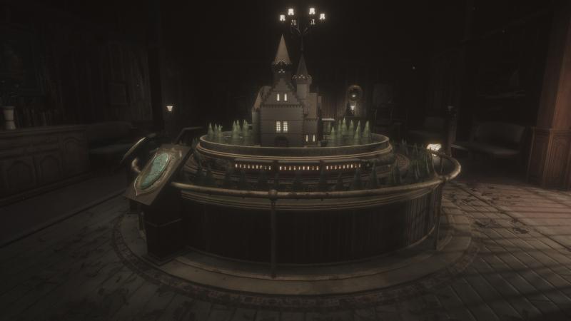Некоторые загадки практически цитируют Resident Evil