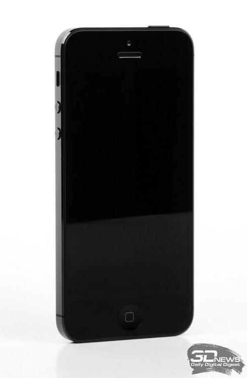 iPhone 5 (на фото) был первым смартфоном Apple с 4G. iPhone 12 станет первым с 5G