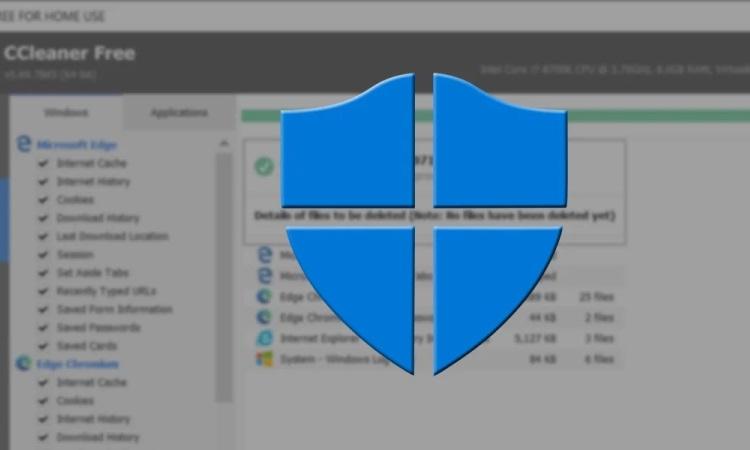 Microsoft внесла CCleaner в список потенциально нежелательных приложений