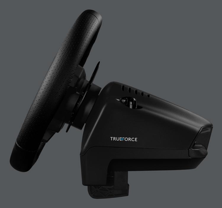 Гоночные руль и педали Logitech G923 получили систему силовой обратной связи TrueForce