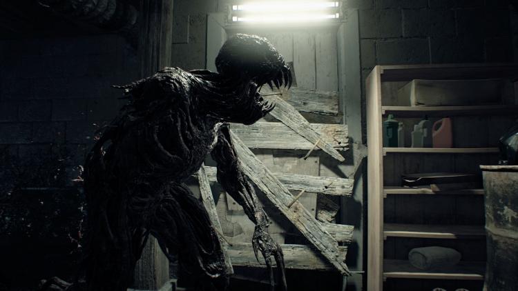 Плесневик в Resident Evil 7