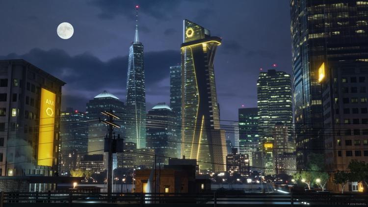 Marvel's Avengers:миссии «Горячие точки» познакомят вас с различными фракциями и регионами