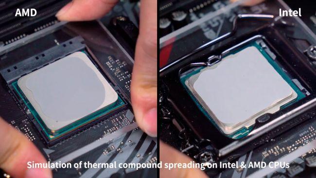 Thermaltake предложила оригинальный способ нанесения термопасты на процессор
