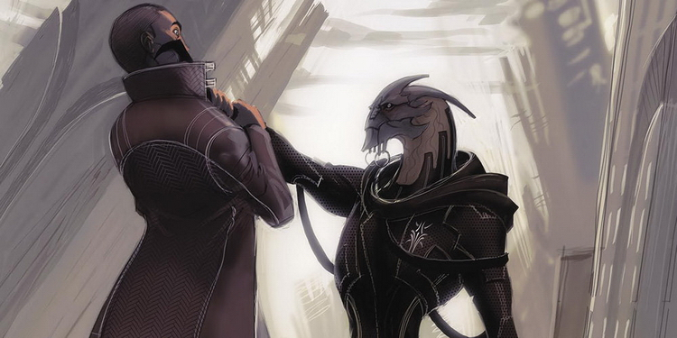 Слухи: переиздание трилогии Mass Effect анонсируют в сентябре