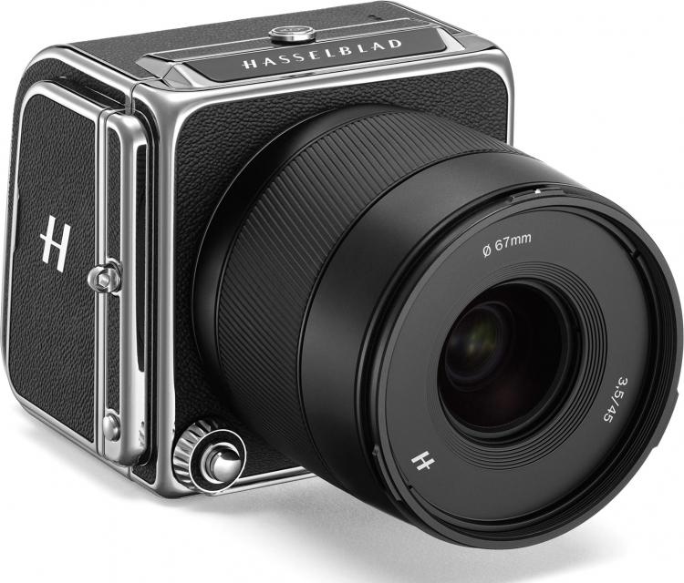 Модульная среднеформатная камера Hasselblad 907X теперь доступна всем желающим от $6400