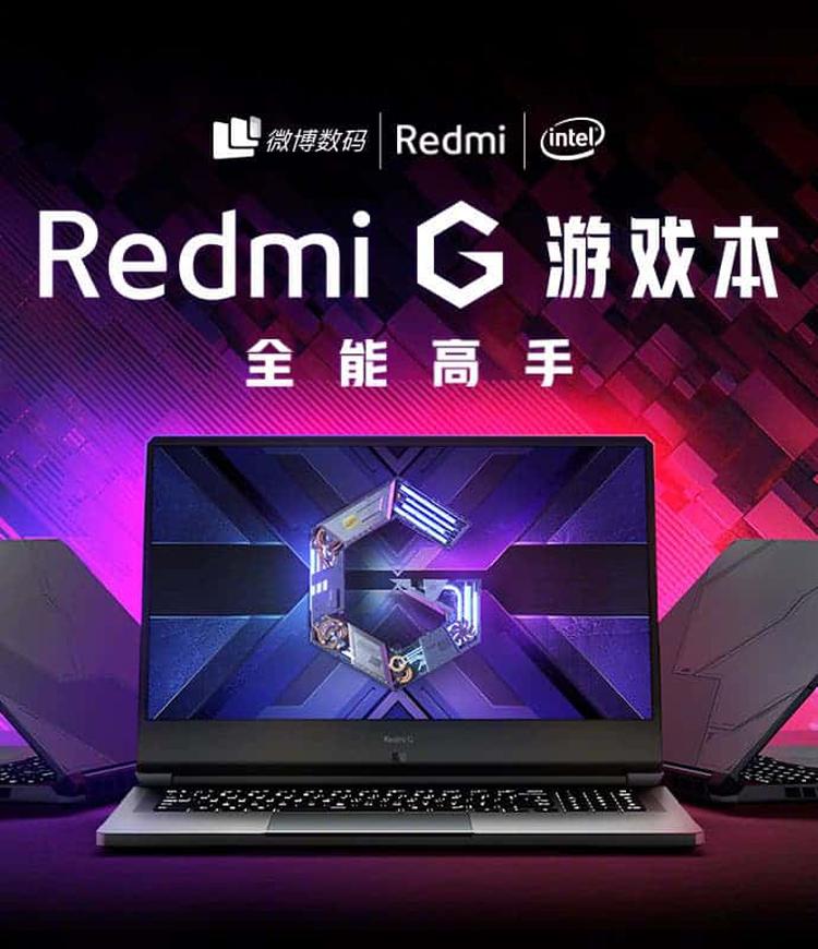 """Xiaomi наделила игровой ноутбук Redmi G экраном с диагональю 16,1"""""""