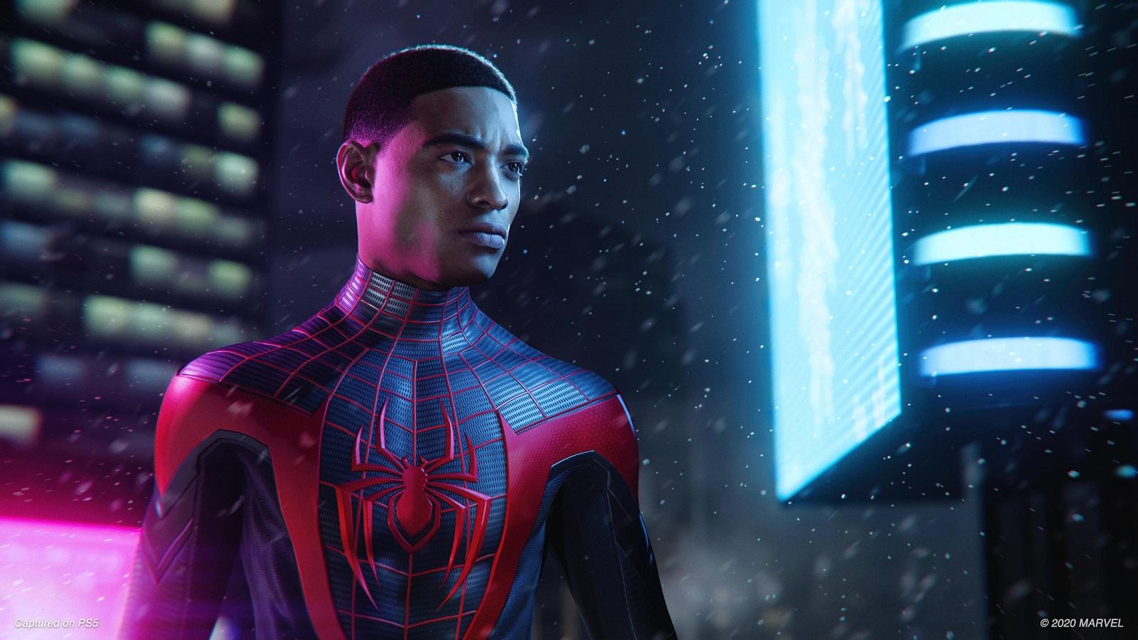 Insomniac поделилась новыми подробностями и скриншотом Marvel's Spider-Man: Miles Morales