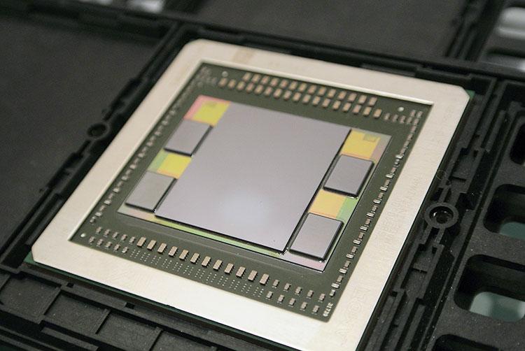 AMD Fiji — первый ГП, использующий HBM