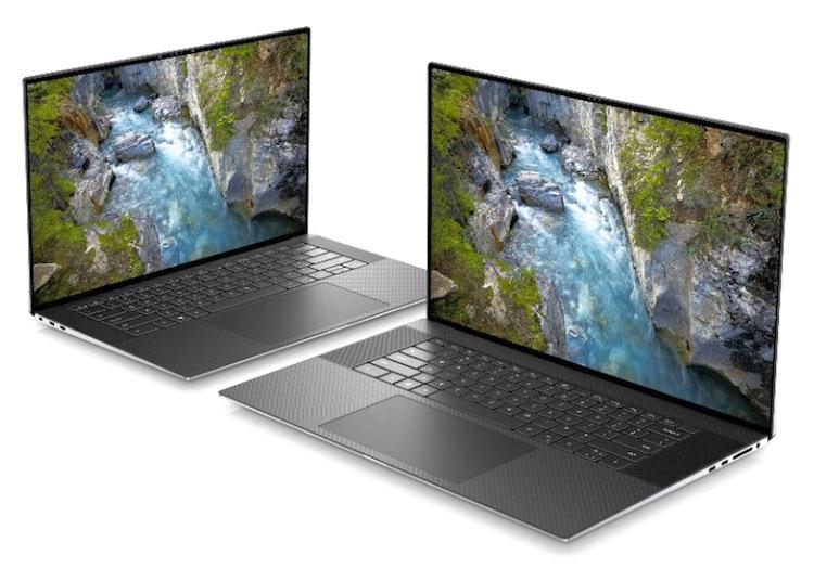 Ноутбуки Dell XPS 15 9500 нормально не закрываются из-за проблем с шарнирами дисплея