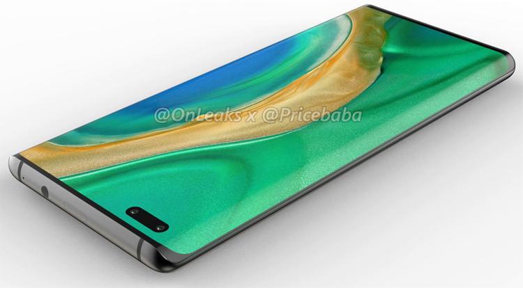 Раскрыта конфигурация камер и ёмкость батарей смартфонов-флагманов Huawei Mate 40