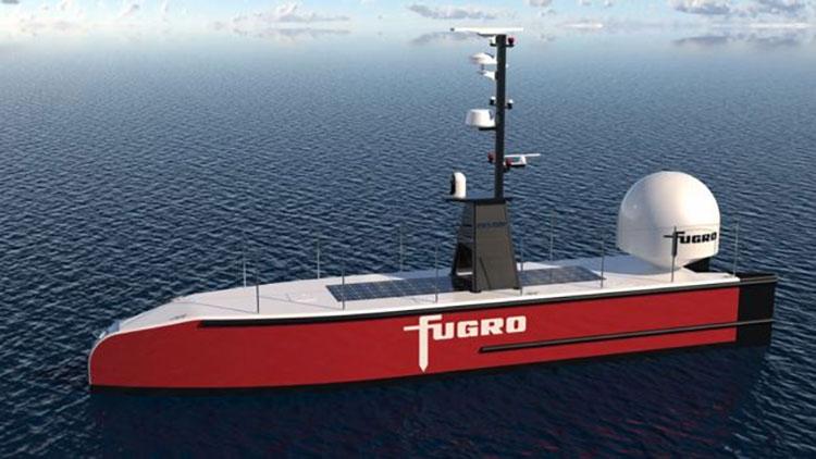 Роботизированное судно завершило трёхнедельную миссию в Атлантике