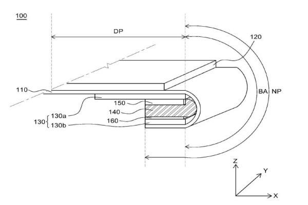 Иллюстрация к патенту LG Display