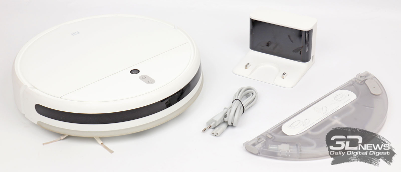 Комплект поставки Xiaomi Mi Robot Vacuum-Mop