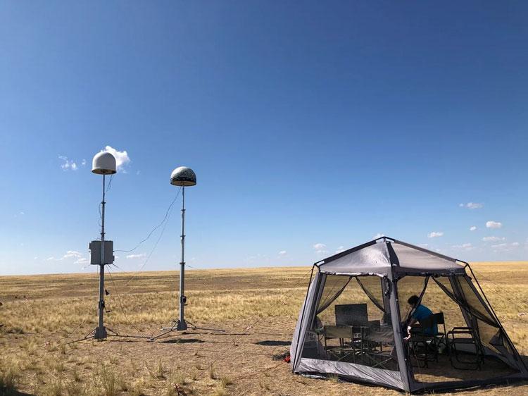 Испытания комплекса комплекс «Атака-DBS»: изображение Ростеха