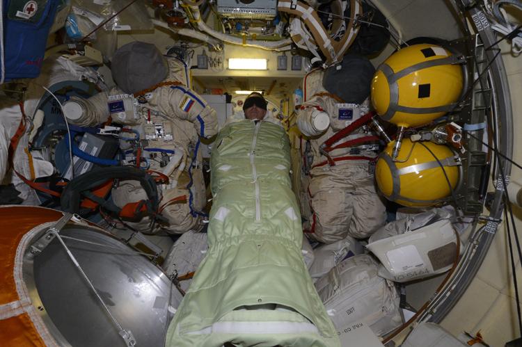 Зачем мы изолировались: российский космонавт рассказал о ситуации на МКС