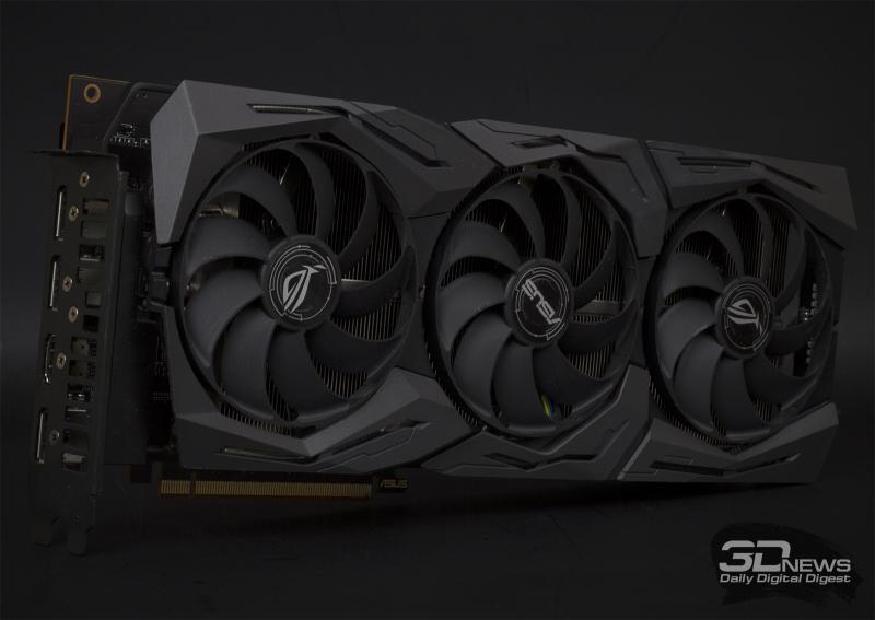ASUS ROG STRIX Radeon RX 5700 OC (ROG-STRIX-RX5700-O8G-GAMING)