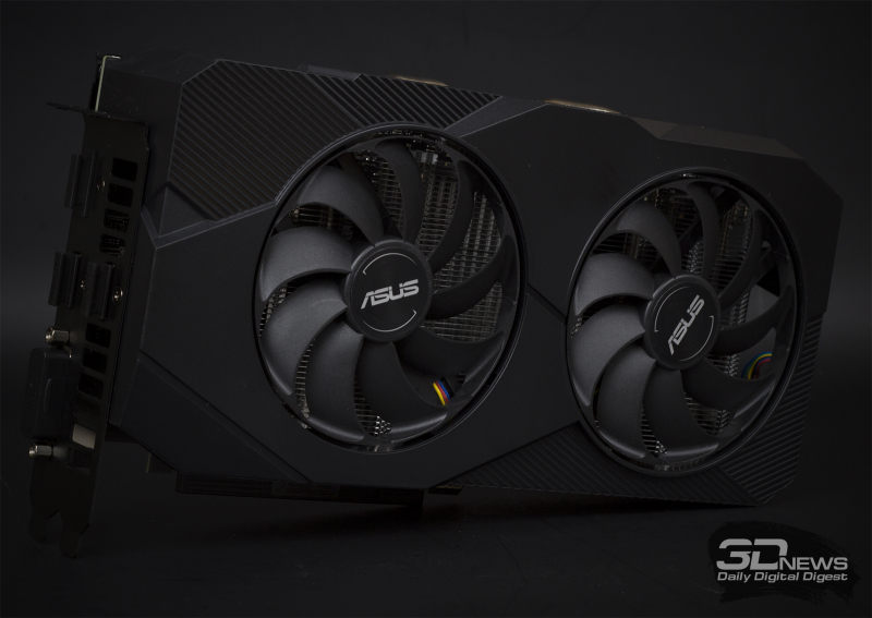 ASUS GeForce RTX 2060 SUPER DUAL EVO (DUAL-RTX2060S-8G-EVO-V2)
