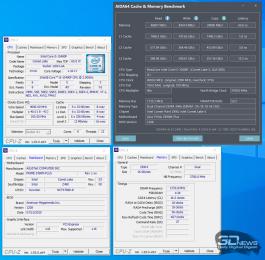 DDR4-3466 (профиль XMP)