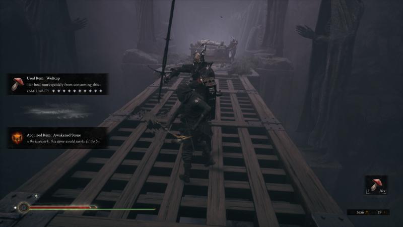 В дуэли на мосту главное — не улететь в пропасть