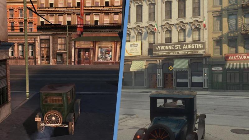 В Mafia: Definitive Edition можно ограничить максимальную скорость авто, чтобы ненароком не нарушить городской скоростной режим