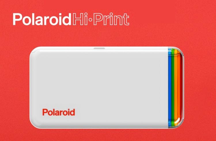 Polaroid представила карманный фотопринтер Hi-Print 2×3 для создания водонепроницаемых снимков