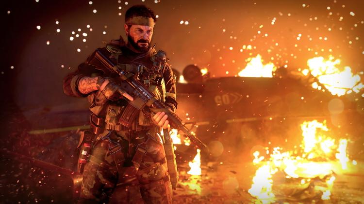PlayStation 5 ігри на старті: Call of Duty Black Ops: Cold War