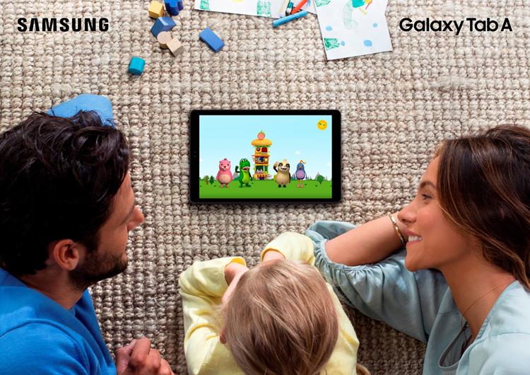 Цена планшета Samsung Galaxy Tab A7 10.4 (2020) с чипом Snapdragon 662 составит от €235