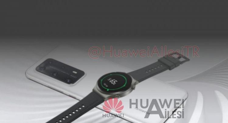 """Смарт-часы Huawei Watch GT2 Pro с профессиональными функциями красуются на изображениях"""""""
