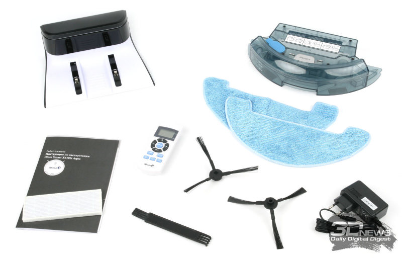 Комплект поставки iBoto Smart X610G Aqua