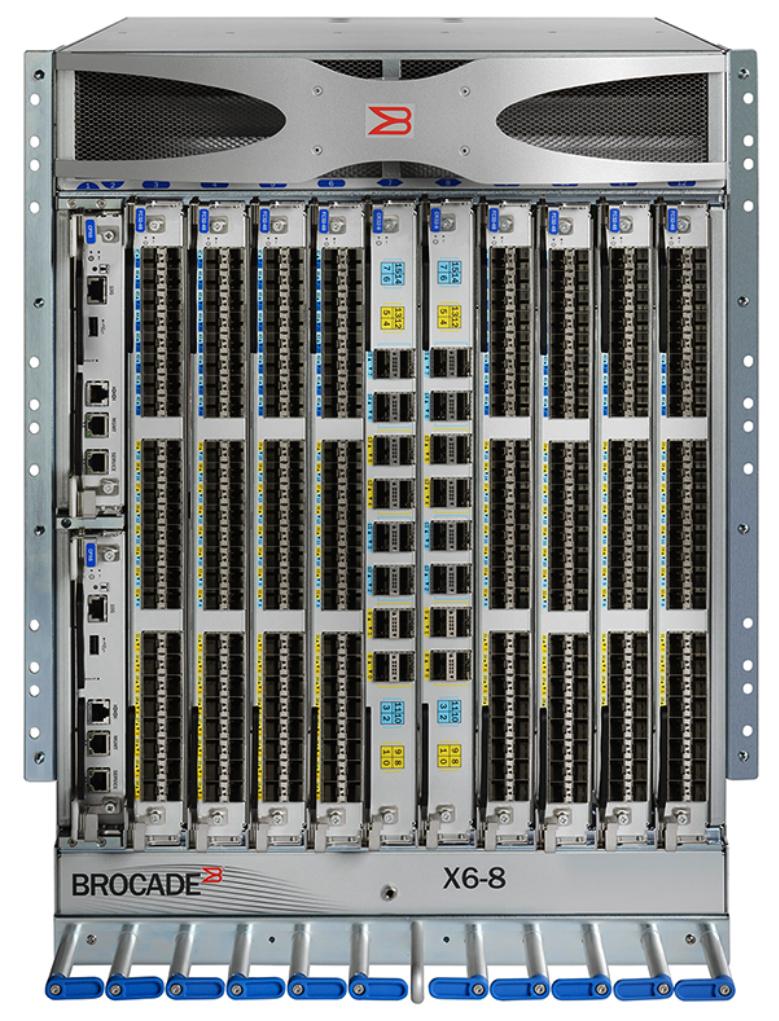 Brocade Director: модульные backbone-коммутаторы Fibre Channel для крупных SAN-сетей