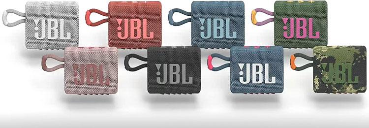 JBL представила свежие портативные динамики GO 3, Clip 4 и Xtreme 3
