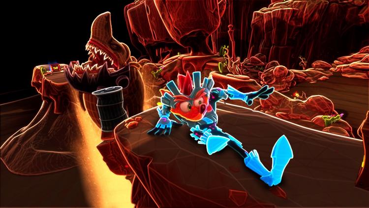 Режим «Эн-Версия» в Crash Bandicoot 4: It's About Time