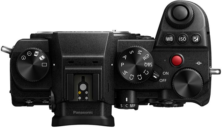 Камера Panasonic Lumix DC-S5 поддерживает запись видео в формате 4K/60p